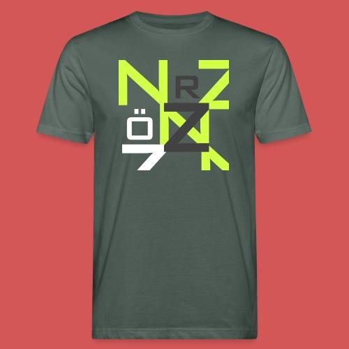 Nörthstat Group™ Clear Transparent Main Logo - Men's Organic T-Shirt