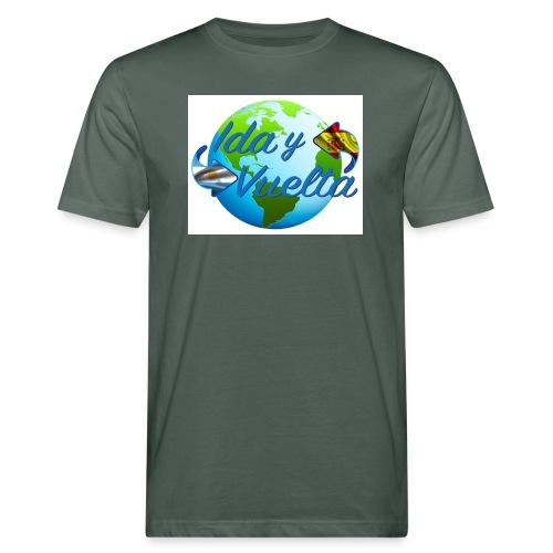 Ida y Vuelta-jpeg - Camiseta ecológica hombre