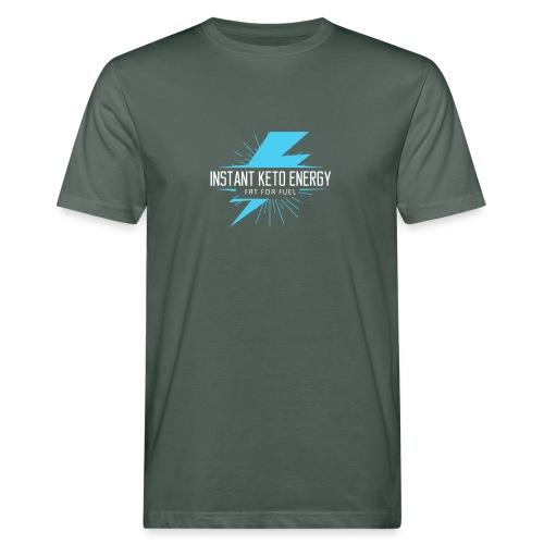 KETONES - Instant Energy Tasse - Männer Bio-T-Shirt