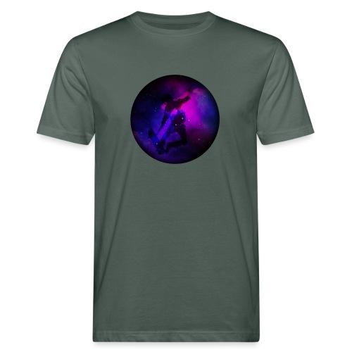 Ride the Univers - Männer Bio-T-Shirt