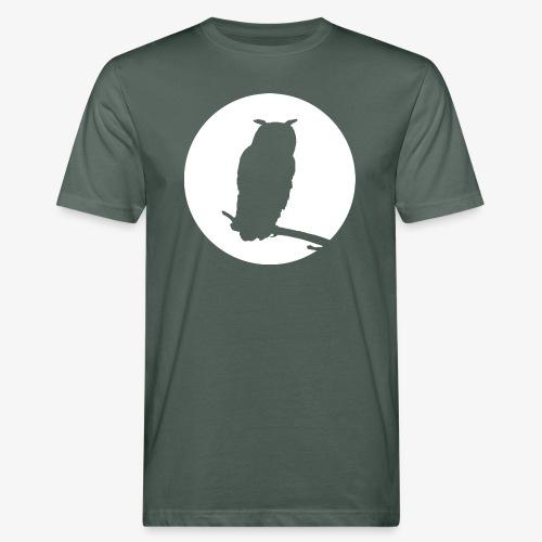 Uggla - Ekologisk T-shirt herr