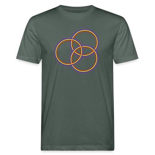 love - Mannen Bio-T-shirt