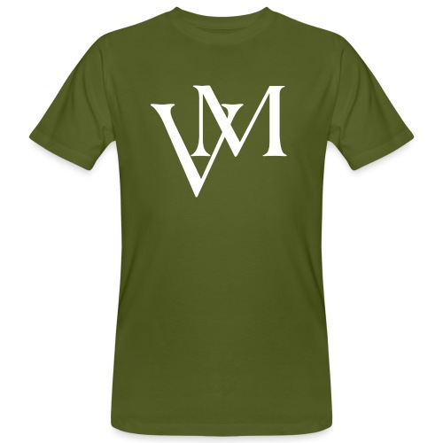 Lettere VM - T-shirt ecologica da uomo