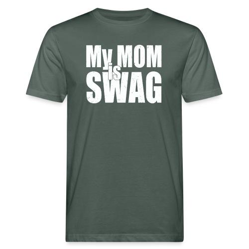 Swag White - Mannen Bio-T-shirt