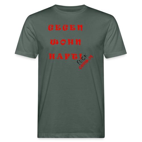 Fight COVID-19 #20 - Männer Bio-T-Shirt
