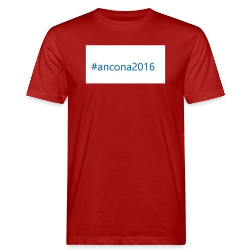 #ancona2016 - Camiseta ecológica hombre