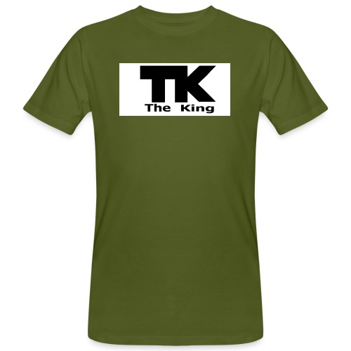 The King med ram - Ekologisk T-shirt herr