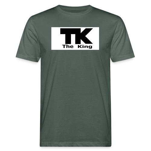 The King med ram - Ekologisk T-shirt herr