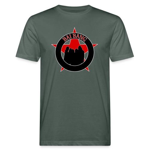 ryggtavla2 - Men's Organic T-Shirt