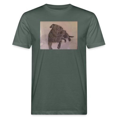 My dog - Ekologisk T-shirt herr