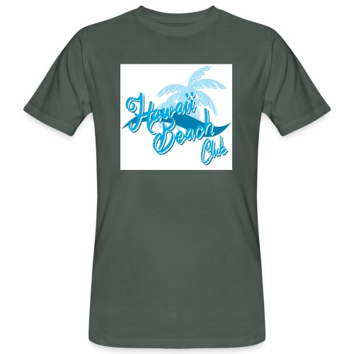 Hawaii Beach Club - Men's Organic T-Shirt