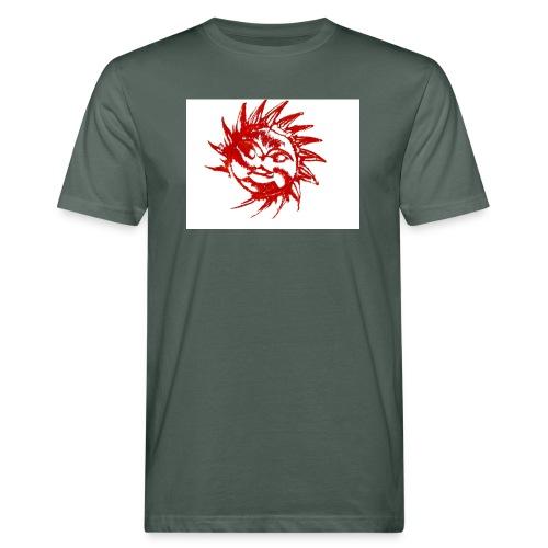 A RED SUN - Men's Organic T-Shirt