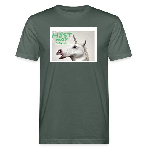 haest mot folkgrupp - Ekologisk T-shirt herr