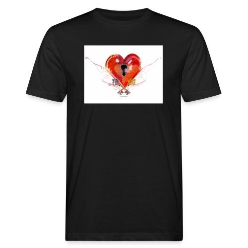 stvalentinmotif2 - T-shirt bio Homme