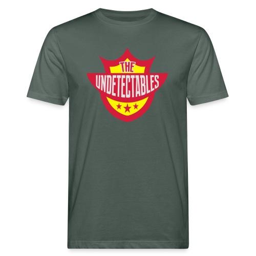 Undetectables voorkant - Mannen Bio-T-shirt
