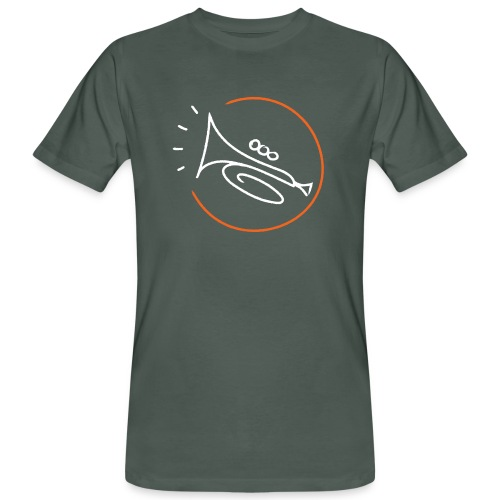 Trumpet - Jazz life collection - T-shirt ecologica da uomo