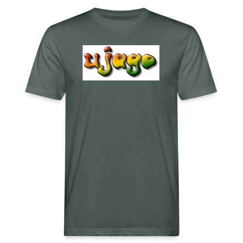 ujago farbig - Männer Bio-T-Shirt