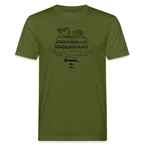 Tiramisù - tinte chiare - T-shirt ecologica da uomo