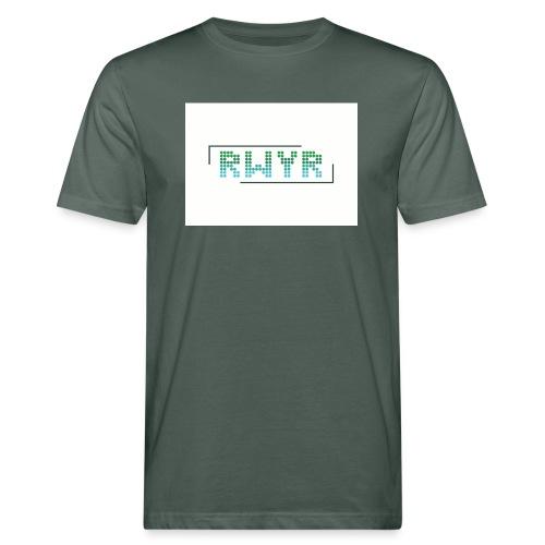 RWYR Normal White - Mannen Bio-T-shirt
