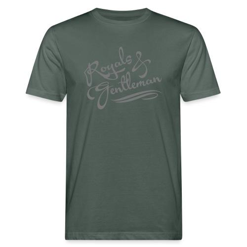 Royal Gent - T-shirt ecologica da uomo