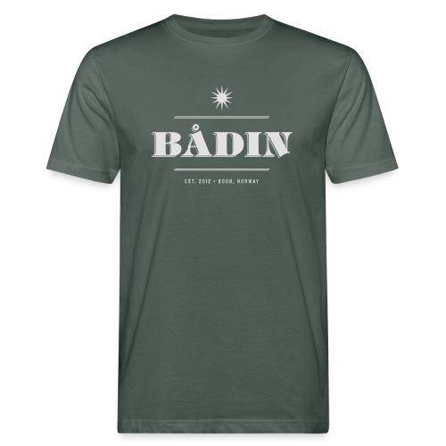 Bådin - white - Økologisk T-skjorte for menn