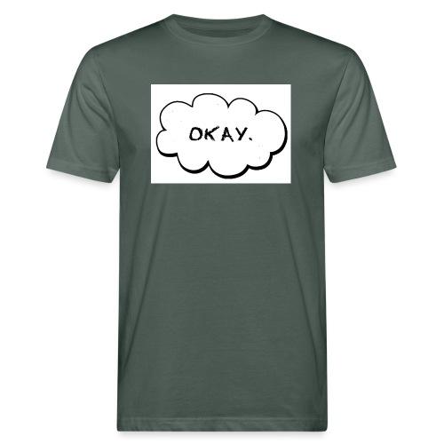 okay_2-jpg - Mannen Bio-T-shirt