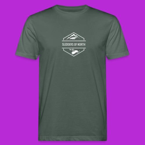 SoN T-Shirt White Logo - Men's Organic T-Shirt