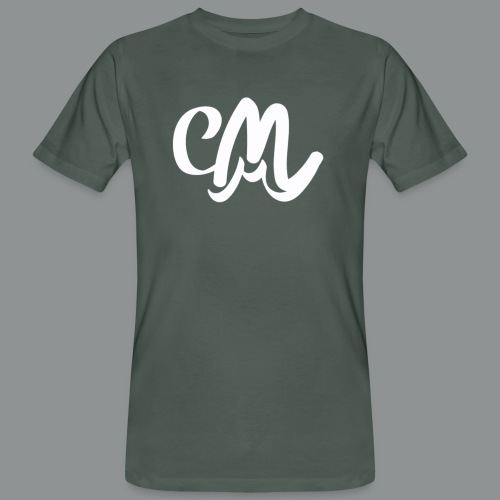 Vrouwen Shirt (voorkant) - Mannen Bio-T-shirt