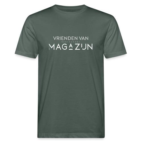 Vrienden van Restaurant het Magazijn - Mannen Bio-T-shirt