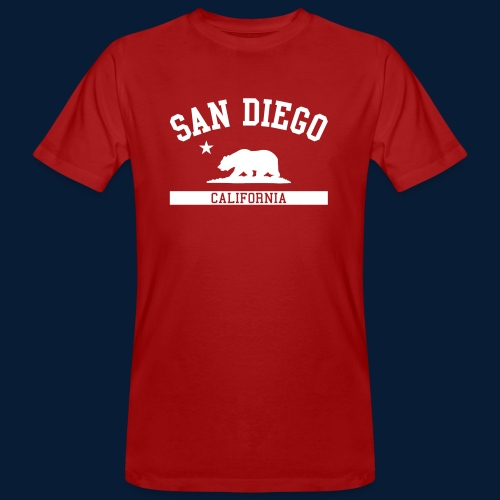 San Diego - Männer Bio-T-Shirt
