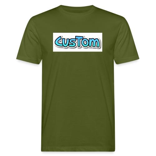 CusTom NORMAL - Mannen Bio-T-shirt