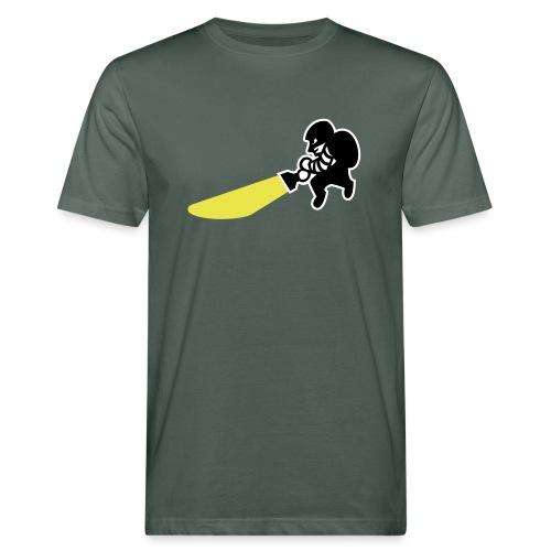 Dieb - Männer Bio-T-Shirt