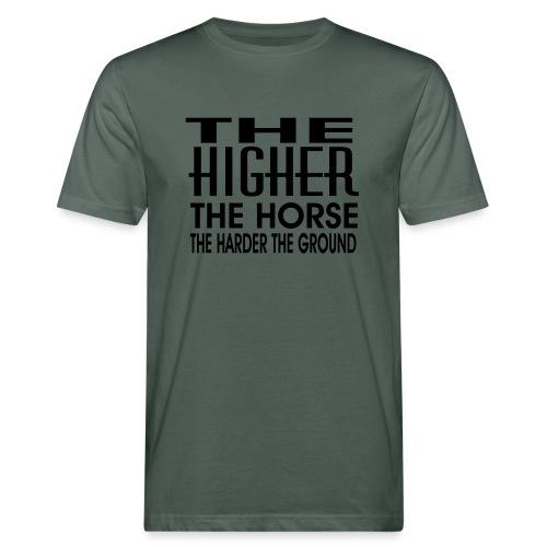 hoch2 - Männer Bio-T-Shirt