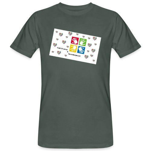 Bestsellers Out Of Area - Mannen Bio-T-shirt