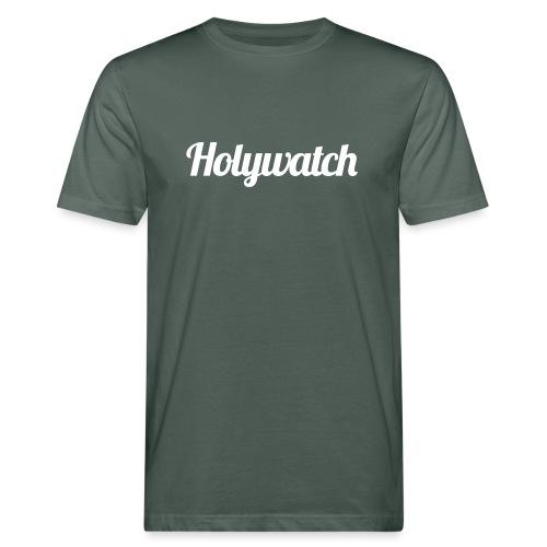 Holywatch Hoodie - Mannen Bio-T-shirt