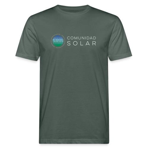 Comunidad Solar BASIC + Black - Camiseta ecológica hombre