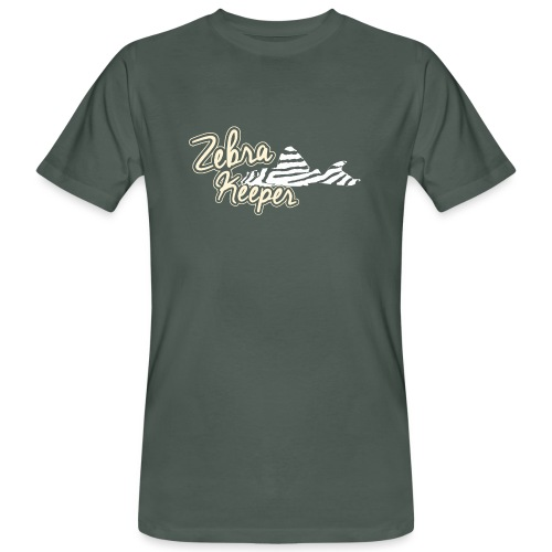 Zebra Keeper - T-shirt bio Homme