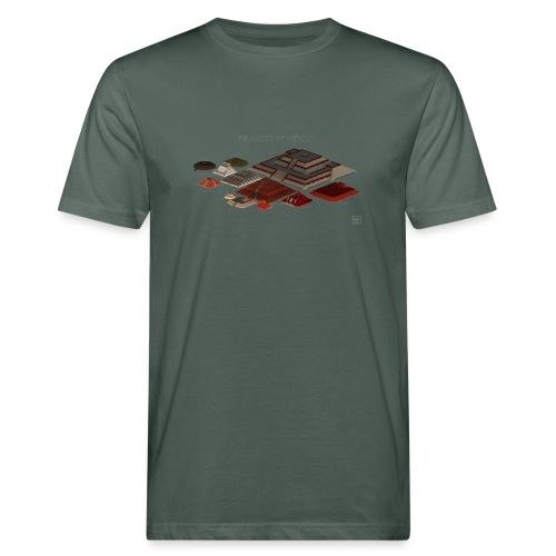 pyramides - T-shirt bio Homme