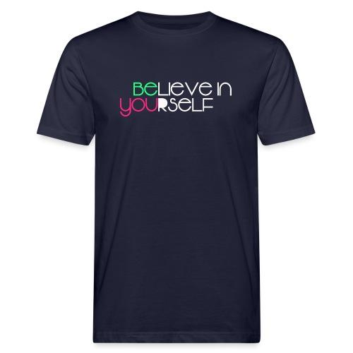 be you - T-shirt ecologica da uomo