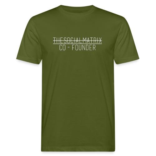 JAANENJUSTEN - Mannen Bio-T-shirt
