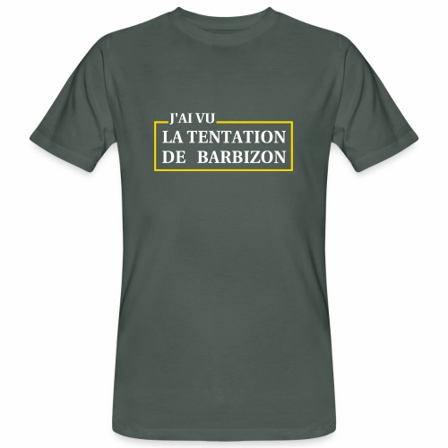 BARBIZON - T-shirt bio Homme