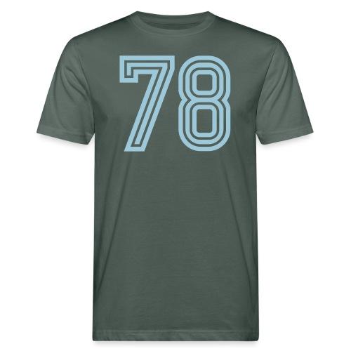 Football 78 - Men's Organic T-Shirt