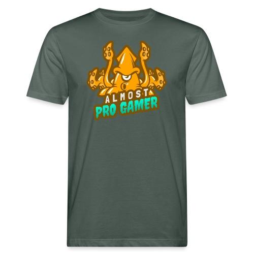 Almost pro gamer YELLOW - T-shirt ecologica da uomo