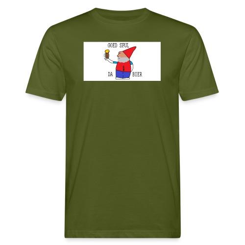 BIER KUT! - Mannen Bio-T-shirt