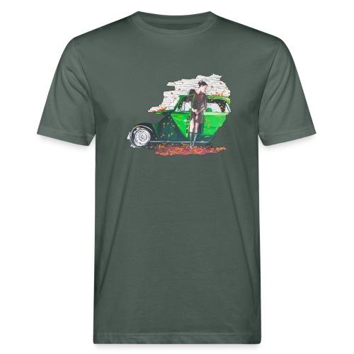 Fall - Männer Bio-T-Shirt