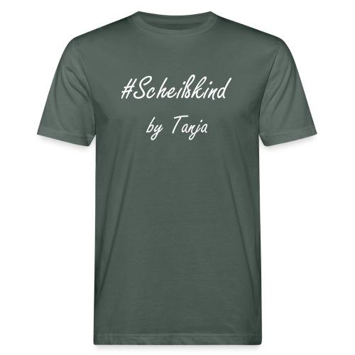 #Scheißkind by Tanja - Männer Bio-T-Shirt