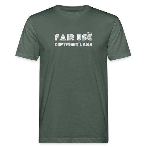 laws - Men's Organic T-Shirt