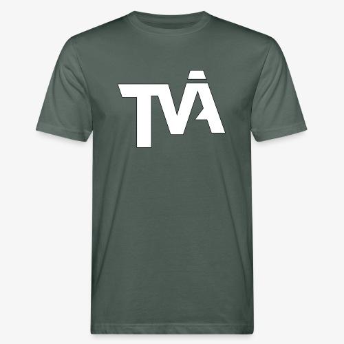 TVÅHUNDRA VIT - Ekologisk T-shirt herr