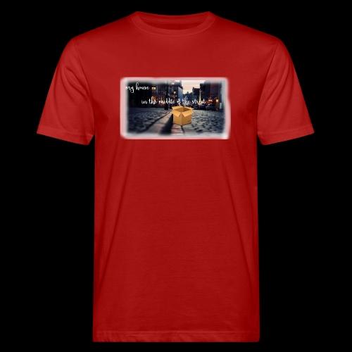 HOUSE SERIES - Mannen Bio-T-shirt