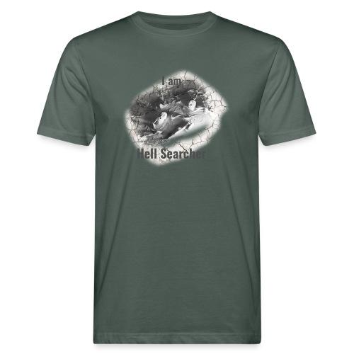 I am Hell Searcher, T-Shirt Women - Men's Organic T-Shirt